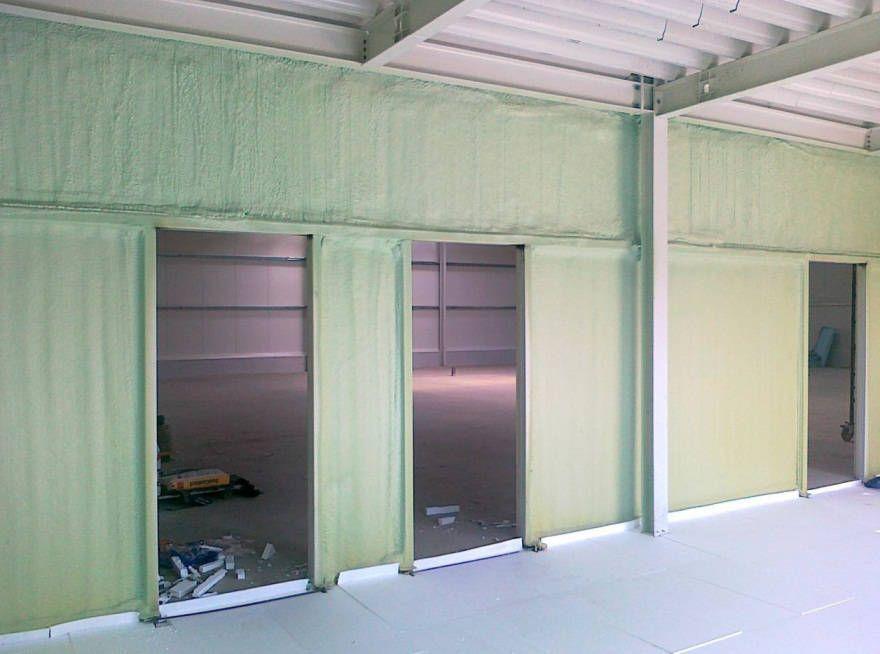 Zateplení zdí - tvrdá pěna H 200 ®
