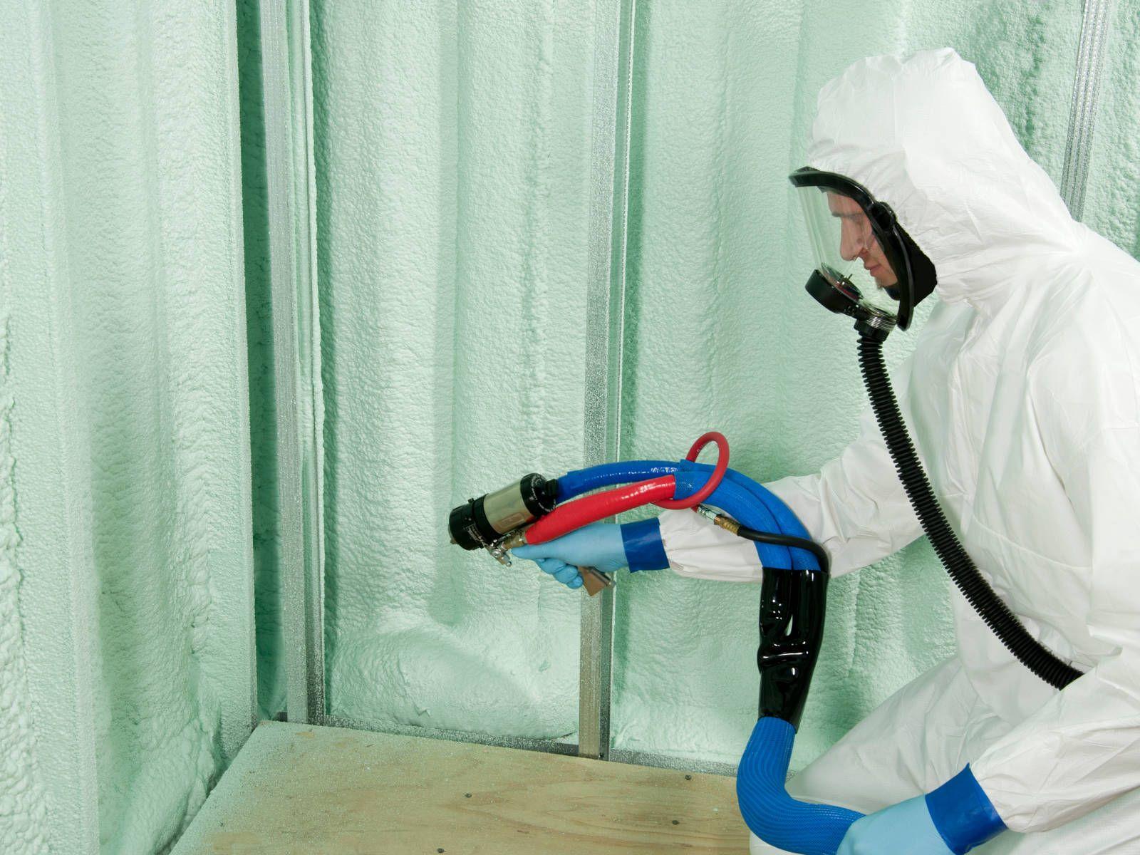 Izolace rohu místnosti tvrdou pěnou S-303E-P