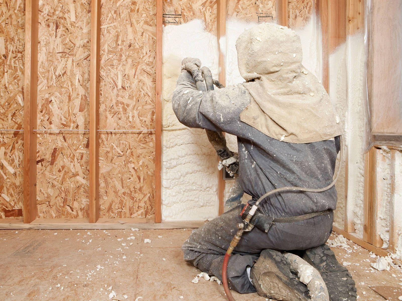 Izolace dřevěné stěny - tvrdá pěna S-303E-P