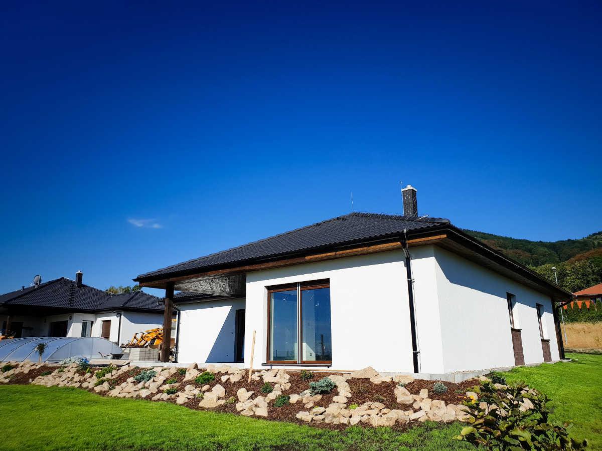 Hotový bungalov na klíč