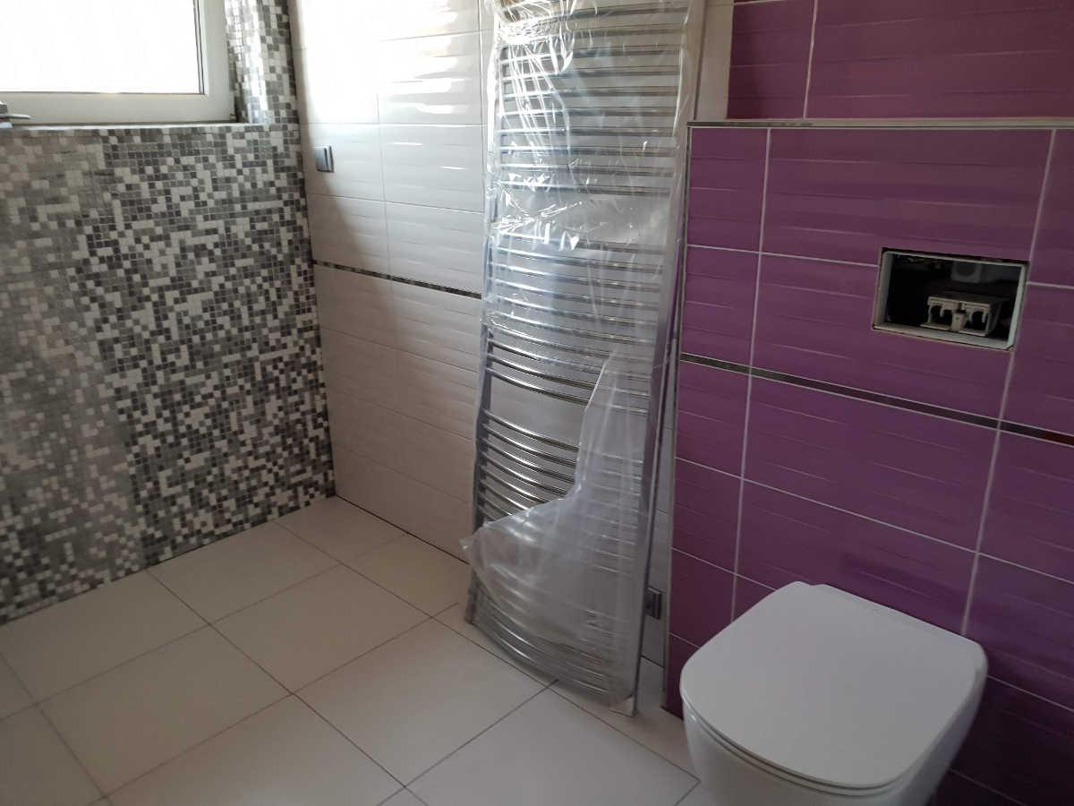 Koupelny - toaleta
