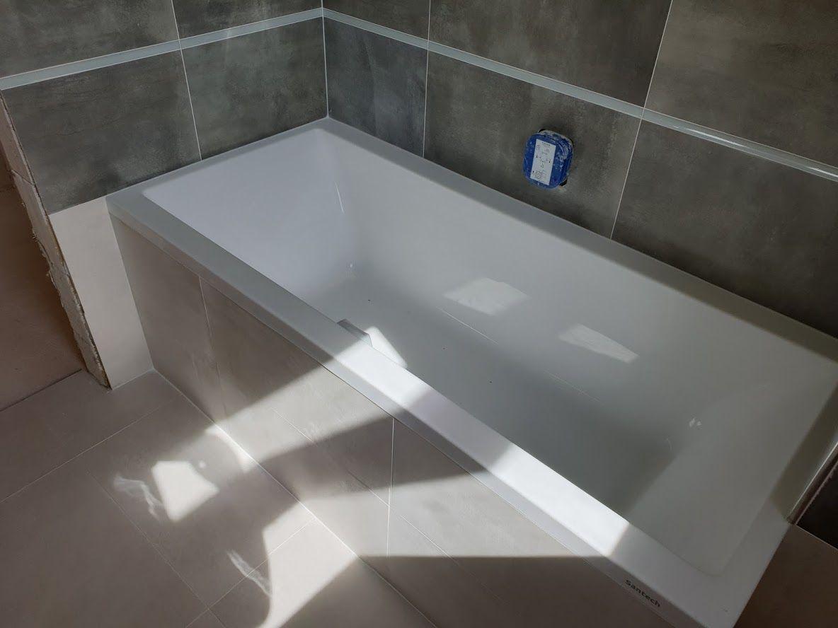 Sádrokartony a koupelna