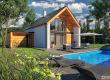 Nové domy Kapa, Mauna a Tania